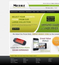 OPC030063 – Mobile Shop