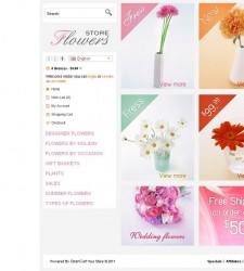 OPC030064 – Flower Store