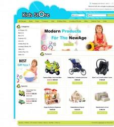 OPC030065 – Kids Store