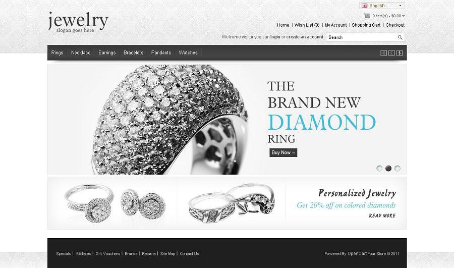 OPC030071 – Jewelry Store