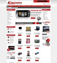 ZEN010017 – Electronics Store