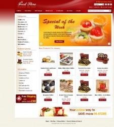 ZEN010021 – Food Store