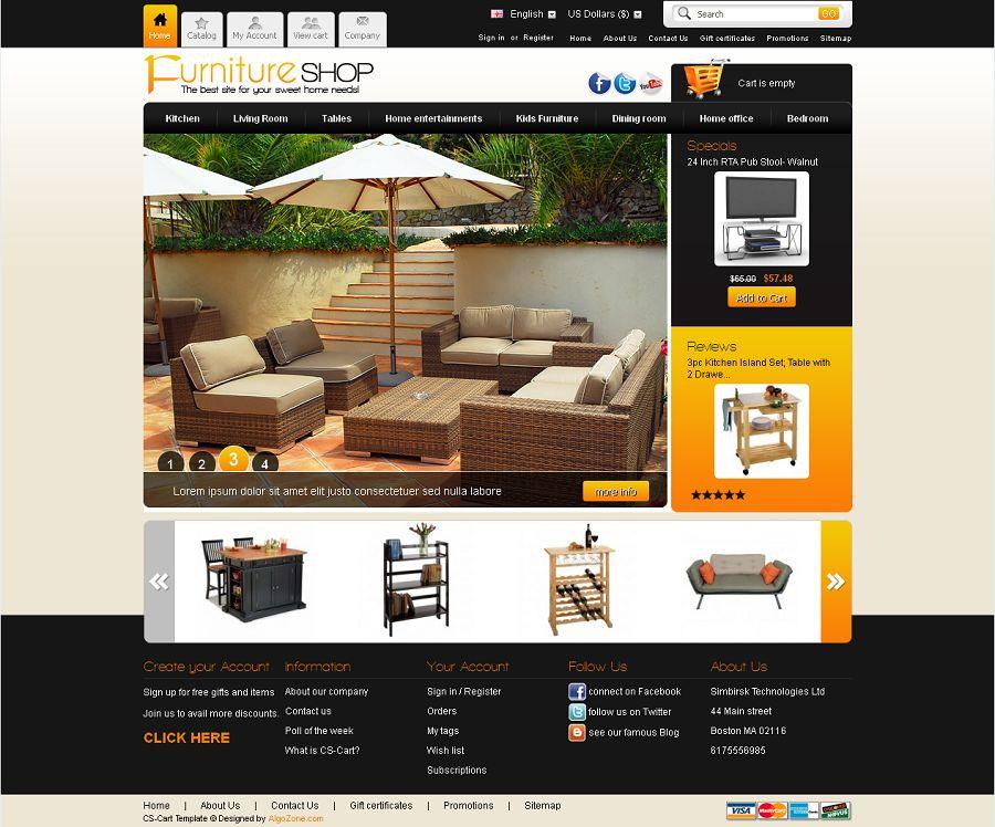 CS03C00504 – Furniture Store