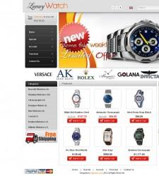 OC01A00505 – Watch Store