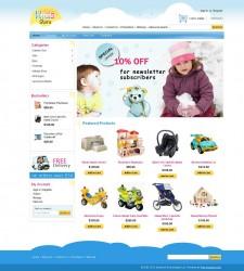 CST010004 – Kids Store
