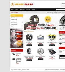 CST010005 – Spare Parts Store
