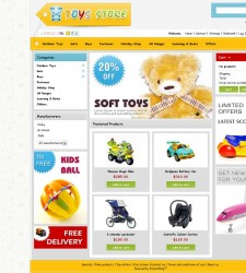 PRS030063 – Toys Store