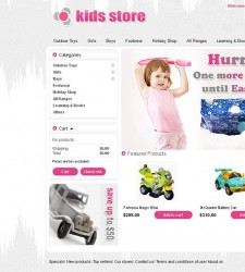 PRS030066 – Kids Store