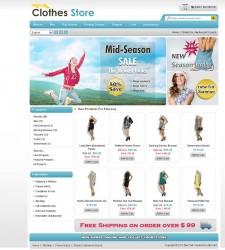 ZEN010022 – Clothes Store