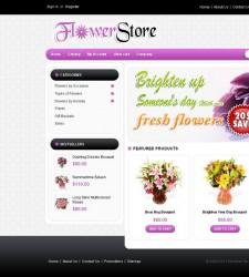 CST010017 – Flower Store