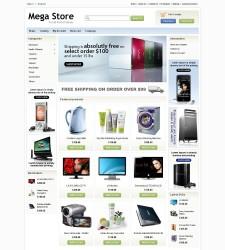 CST010018 – Mega Store