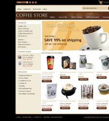 ZEN020042 – Coffee Store