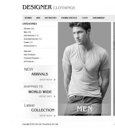 ZEN020043 – Clothes Store