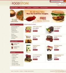 ZEN020045 – Food Store