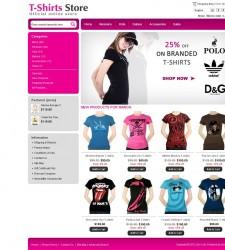ZEN030052 – T-Shirt Store