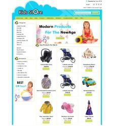 ZEN030053 – Kids Store