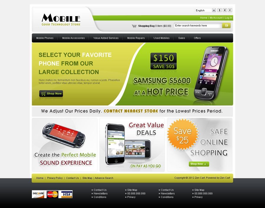 ZEN030058 – Mobile Store