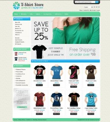 ZEN030059 – T-Shirt Store