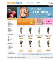 ZEN030061 – Clothes Store