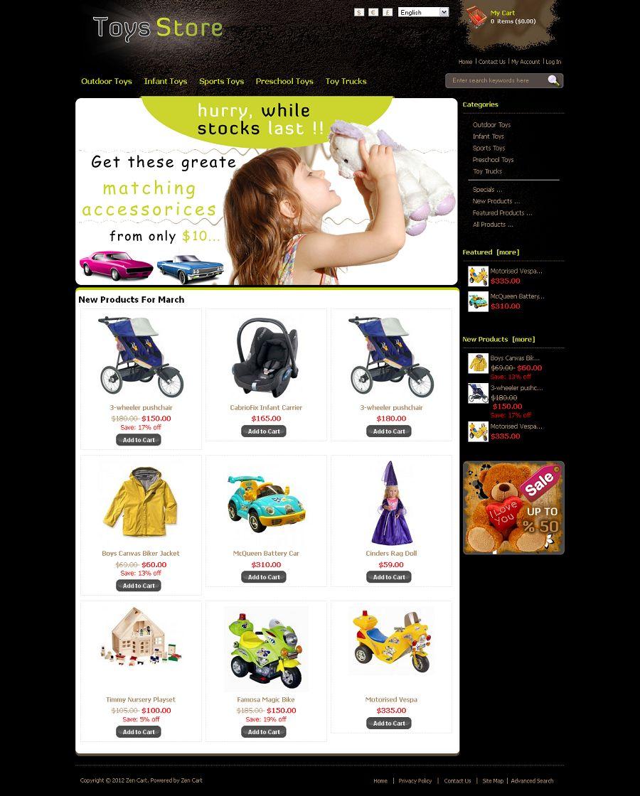 ZEN030062 – Toys Store