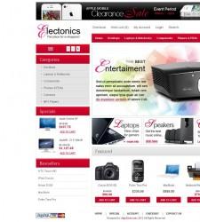OC01A00528 – Electronics Store