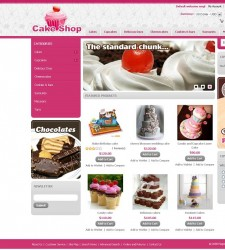MAG080120 – Cake Store