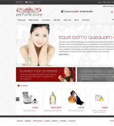OPC040085 – Perfume Store