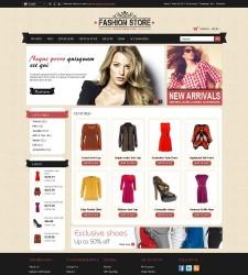 OPC050101 – Fashion Store