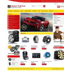 OPC050106 – Auto Parts Store