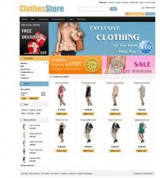 PRS030075 – Clothes Store