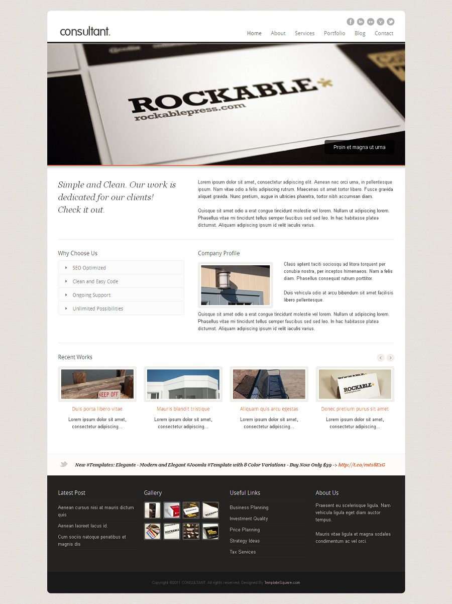 clean joomla templates professional joomla joomla templates business consulting images