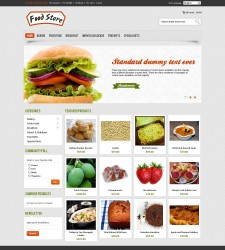 MAG080141 – Food Store