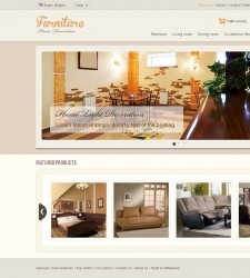 PRS040079 – Furniture Store