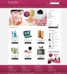 PRS040082 – Beauty Store