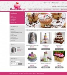 PRS040083 – Cake Shop