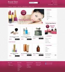 CST020033 – Beauty Store