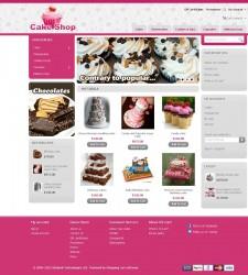 CST020034 – Cake Shop