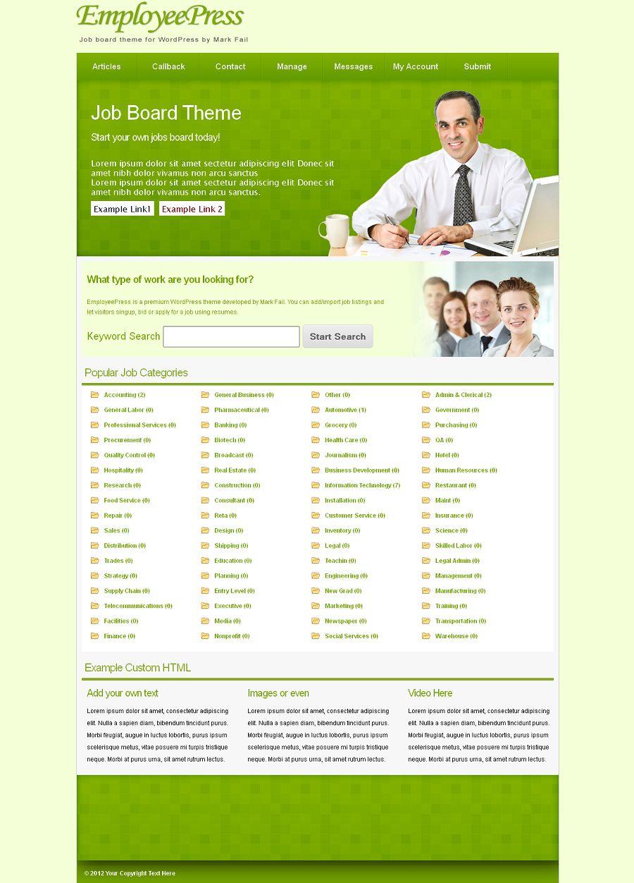 EmployeePress