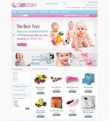 MAG080150 – Kids Store