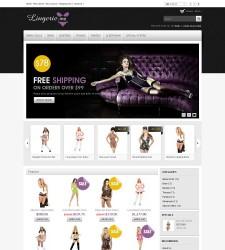 OPC050114 – Lingerie Store