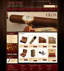 OPC050123 – Cigar Store