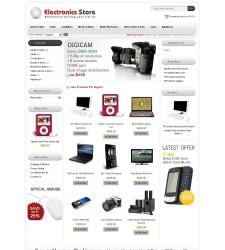 OSC010002 – Electronics Store