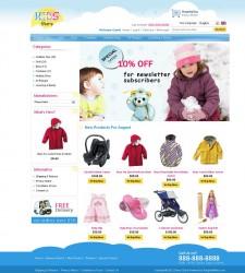 OSC010004 – Kids Store