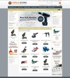 OSC010008 – Tools Store