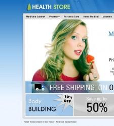 OSC010022 – Health Store