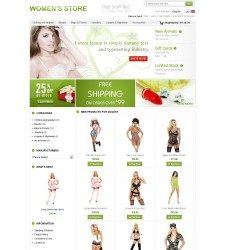 OSC020029 – Women Store