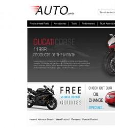OSC020030 – Auto Parts Store