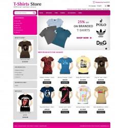 OSC020035 – T-Shirt Store
