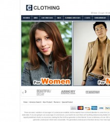 OSC020039 – Clothes Store