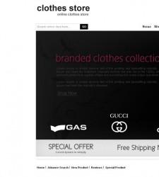 OSC020040 – Clothes Store